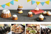PARTY / 誕生日やクリスマスなど、ホームパーティーが盛り上がるおしゃれなアイデアがいっぱい!