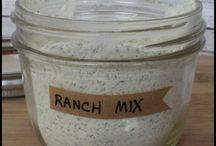 Homemade Copycat Hidden Valley Ranch Mix