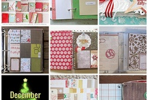 Project Life & December Daily Inspiration / Some inspiration to keep me motivated.
