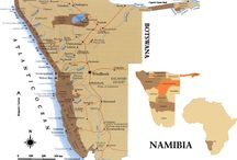 Travel Namibia / The land of the brave is well known for its stunning geographical features, political stability and diverse choice of the media. / by Namibia Postal Services