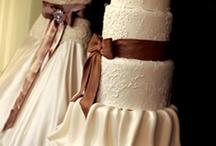 Tartas de boda // wedding cake / Tartas de boda creativas, curiosas, originales y únicas. Un poco de dulzura para las bodas. Ángel Alarcón.