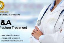 Facture Treatment in Pitampura, Delhi, India