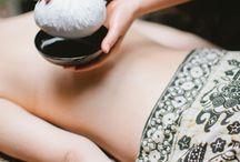 Spa Treatments at ikatan Spa Noosa / Spa treatments we offer at ikatan spa are Balinese style using organic or natural products.