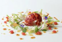 Lobster Dishes / Lobster recipes from some of the world's best chefs and Michelin starred restaurants.