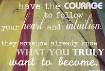 quotes / by Dana Elizabeth