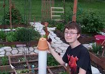 gardening - composting & vermicomposting
