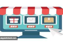 E-commerce retail business