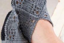 crochet sleepers and booties