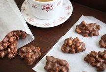 Chocalate peanuts