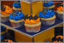 Batman Birthday party inspiration / by Kelly