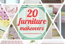 Furniture Upcycling Ideas / by Annlouise Harris