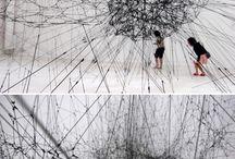 The installation