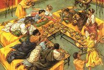 ROMA / Vida cotidiana en época de la romanización