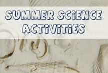 Cool Science Experiments for Kids / Awesome experiments for kids to discover the world around them