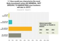 Annual New Year Surveys - Advertising and Marketing Industry / by RSW/US Agency New Business