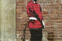 Art - Banksy <3