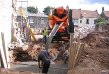 Construction photos / Photos of building sites across Northumberland and the Scottish borders