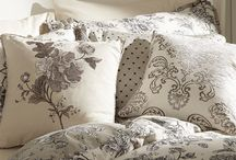 Aquitaine Collection / Inspired by the elegant styling from regions in France, the Aquitaine Collection comprises beautiful Toile style floral prints.