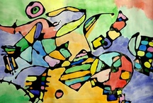 Kandinsky Lesson Ideas