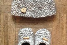 bonnet bébé tricot