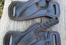 knife holster/carry