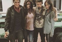 Teen Wolf - Theo's pack