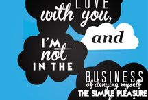The Fault In Our Stars ~ TFIOS / Okay?  Okay.
