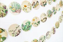 Paper beauty / by Vicki Boster