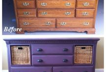 Crafting - Furniture / furniture projects / by Monica Desmarais