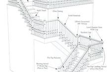 Stair Part Terminology