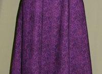 patchwork dress - šaty, sukně