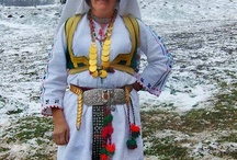 Traditional National Costumes