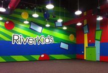 Children's Church Ideas / by Anna Brown