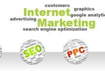 Internet Marketing / Get the relevant traffic to your site and your selected keyword at the first position on Google.