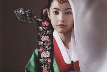koera dress / traditional dress