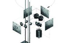 Cool Choice - Exploded Axonometrics