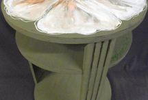 Repurposed Furniture / Old, beat-up furniture that we've repurposed into something fabulous!