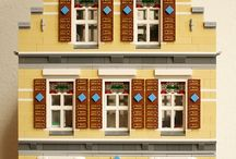 Lego-Buildings