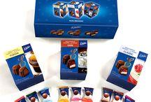 Kampania Wedlowskie Desery / Poznaj wyjątkowe Wedlowskie Desery. Dowiedz się więcej o czekoladowych pralinkach od Wedla i podaruj bliskim radość w prezencie! #WedlowskieDesery #Idealnenaspotkanie #Idealnenaprezent #Wedel