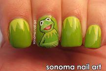 Frosch-Nails