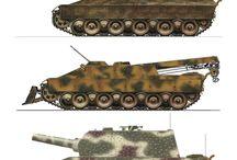 German Tanks WWII