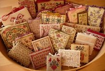 Sewing ~ Stitches & Embroidery / Hand sewing stitching