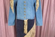 Western Wear / A board celebrating Native American and Western style apparel, with selections from OgoVintage and treasures from inspiring pinterest boards
