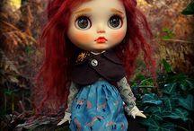 Blythe fashion style