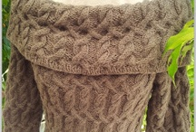 Things to Wear / Cable knit pattern