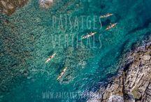 Fotografía aérea - Vistas cenitales / Foto aérea y vídeo aéreo con drones para empresas turísticas, inmobiliarias, construcción, industria, patrimonio histórico, etc.