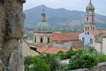 Venafro-San Vincenzo al Volturno / Itinerario storico-artistico in Molise