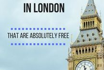 Travelling London