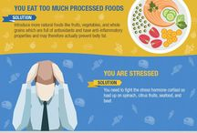 Health Infographics / This board features the best health-related infographics which are funny, simple, educational, well-designed, educational, and based on scientific facts and statistics. They include a large myriad of subcategories such as general health, diet, food, fitness, exercise, recipes, etc.