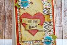 Creative - Cards & Tags: #3 / by Amy Eno